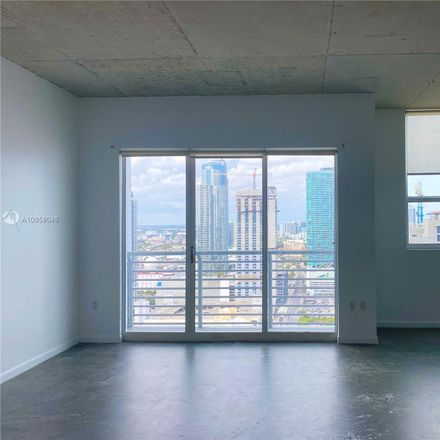 Rent this 1 bed loft on 133 Northeast 2nd Avenue in Miami, FL 33132