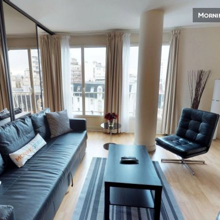 Rent this 1 bed apartment on 58 Avenue Émile Zola in 75015 Paris, France