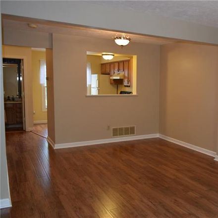 Rent this 2 bed house on Strabane St in Canonsburg, PA
