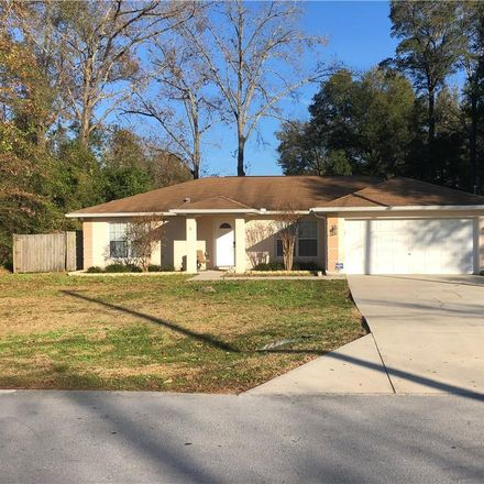 Rent this 3 bed house on Hemlock Ter in Ocala, FL