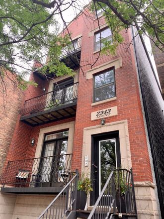 Rent this 2 bed condo on 2343 North Leavitt Street in Chicago, IL 60647
