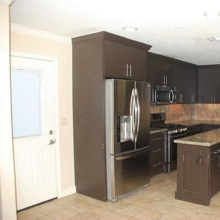 Rent this 3 bed house on Hornwood Dr in Houston, TX