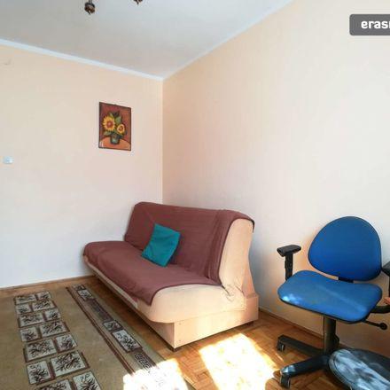 Rent this 2 bed room on Byszewska in Warszawa, Poland