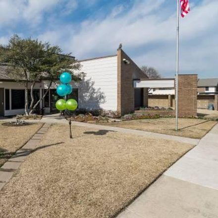 Rent this 1 bed apartment on 3400 Joyce Lane in Denton, TX 76207