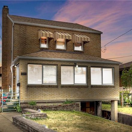 Rent this 3 bed house on 500 Bigelow Street in Pittsburgh, PA 15207