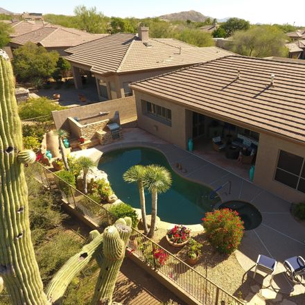 Rent this 3 bed house on 7132 East Thirsty Cactus Lane in Scottsdale, AZ 85266