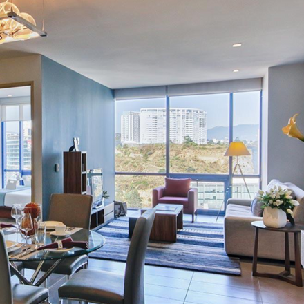 Rent this 1 bed apartment on Nomad in Paseo de los Arquitectos, Centro Comercial Santa Fe