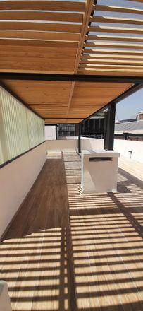 Rent this 1 bed apartment on Ciclovía Horacio in Polanco Reforma, 11550
