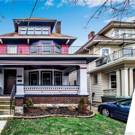 Rent this 3 bed apartment on 259 Pennsylvania Street in Buffalo, NY 14201