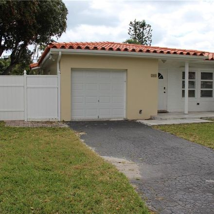 Rent this 2 bed house on 208 South Riverside Drive in Pompano Beach, FL 33062