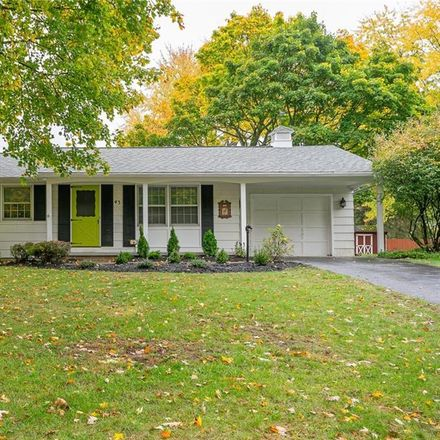 Rent this 3 bed house on 43 Bright Oaks Dr in Rochester, NY