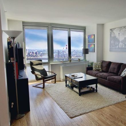 Rent this 1 bed apartment on 4545 Center Blvd in Long Island City, NY 11101