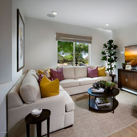 Rent this 3 bed townhouse on East Lark Street in Gilbert, AZ 85298