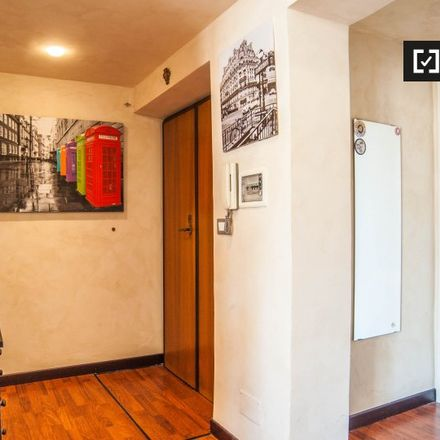 Rent this 1 bed apartment on Via degli Opimiani in 17, 00175 Rome RM
