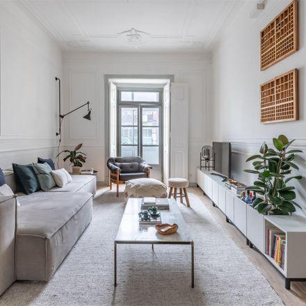 Rent this 2 bed apartment on R. Gen. Garcia Rosado 12 in 1150-132 Lisboa, Portugal