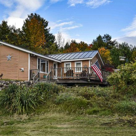 Rent this 3 bed house on 44 Knox Hill Road in Orwell, VT 05760