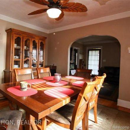 Rent this 3 bed house on 606 Davis Street in Wyandotte, MI 48192