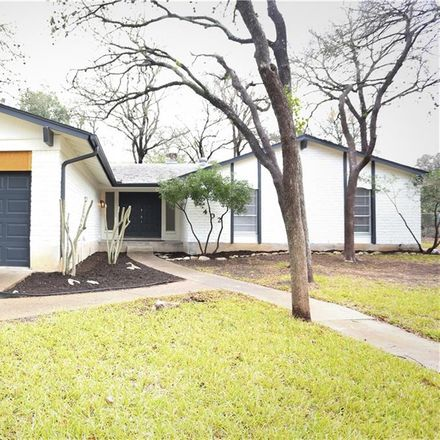 Rent this 4 bed house on 402 South Lake Creek Drive in Round Rock, TX 78681