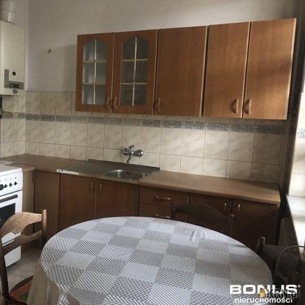 Rent this 2 bed apartment on Przyjaciół Żołnierza 112 in 71-670 Szczecin, Poland