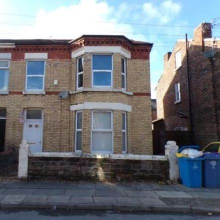 Rent this 6 bed house on Salisbury Road in Liverpool L15 2HD, United Kingdom