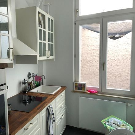 Rent this 1 bed apartment on Wallstraße 26 in 60594 Frankfurt, Germany