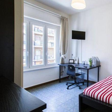 Rent this 2 bed room on Via Marcantonio dal Re in 29, 20156 Milan Milan