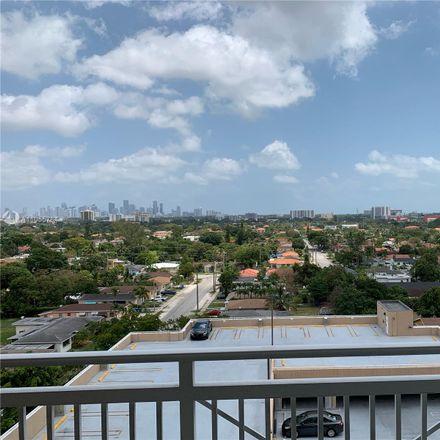 Rent this 1 bed condo on 2665 Southwest 37th Avenue in Miami, FL 33133