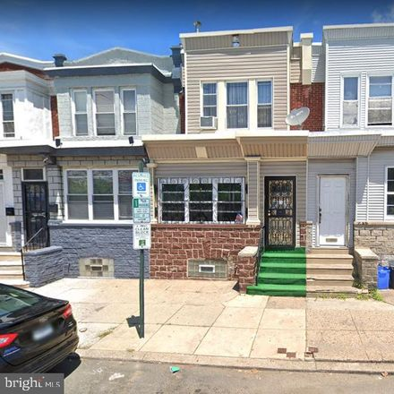 Rent this 2 bed townhouse on 215 West Rockland Street in Philadelphia, PA 19120