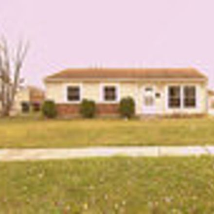 Rent this 3 bed house on 3705 Tamarind Lane in Hazel Crest, IL 60429