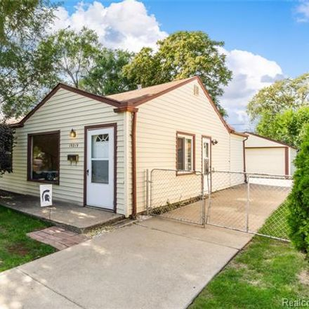 Rent this 2 bed house on 19219 Wall Street in Melvindale, MI 48122