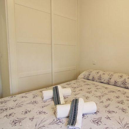 Rent this 3 bed apartment on Motor Somosierra in Calle de Ofelia Nieto, 28001 Madrid