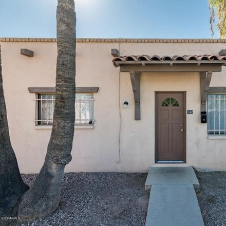 Rent this 3 bed townhouse on 4625 West Thomas Road in Phoenix, AZ 85031