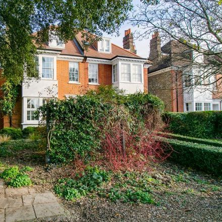 Rent this 6 bed house on Hartington Road in London W4 3TL, United Kingdom