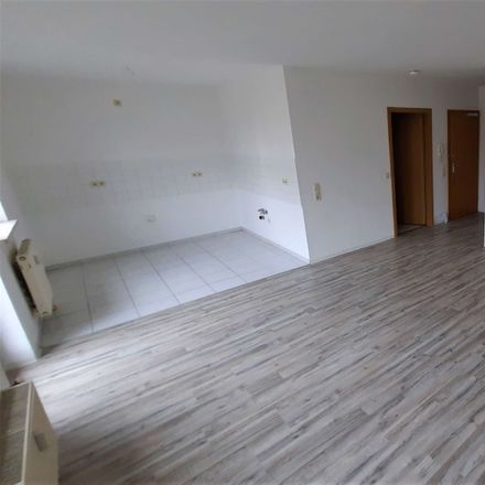 Rent this 2 bed apartment on Straße der Stahlwerker in 07613 Crossen an der Elster, Germany