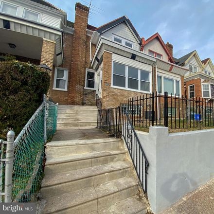 Rent this 3 bed townhouse on 6640 North Smedley Street in Philadelphia, PA 19126