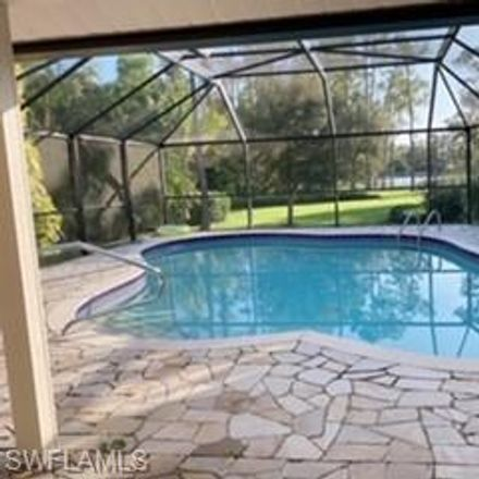Rent this 3 bed house on 6221 Cypress Hollow Way in Pelican Marsh, FL 34109