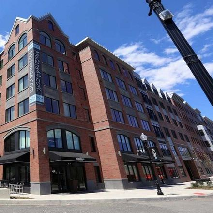 Rent this 1 bed apartment on Modera in 44 Prospect Street, Morristown