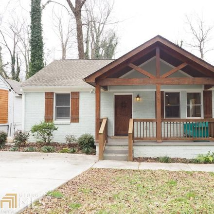 Rent this 3 bed house on Derry Ave SW in Atlanta, GA