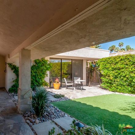 Rent this 3 bed house on 36 Cornell Drive in Rancho Mirage, CA 92270
