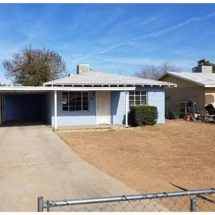 Rent this 2 bed house on 3502 East Yale Street in Phoenix, AZ 85008