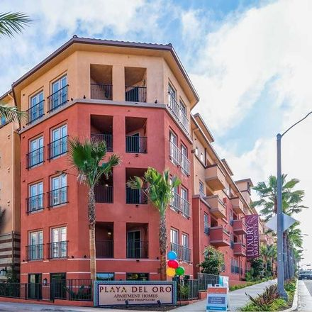 Rent this 1 bed apartment on 7223 West Manchester Avenue in Los Angeles, CA 90045