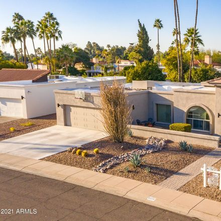 Rent this 5 bed house on 8326 East San Rosendo Drive in Scottsdale, AZ 85258