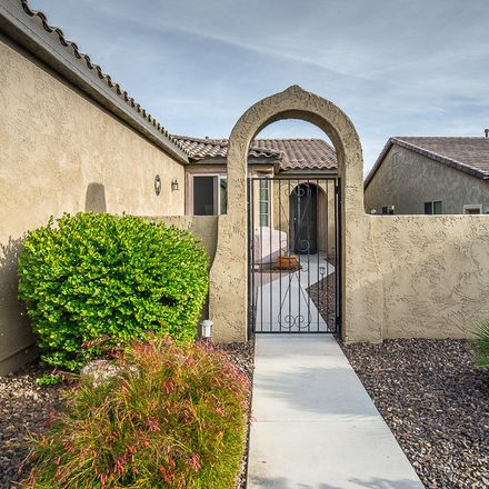 Rent this 2 bed house on 27949 North 130th Avenue in Peoria, AZ 85383