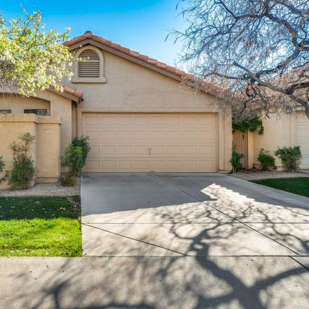 Rent this 3 bed townhouse on 25 East Sarah Lane in Tempe, AZ 85284