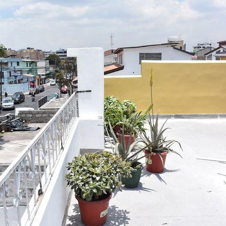 Rent this 1 bed house on Quito in 6 de Diciembre, PICHINCHA