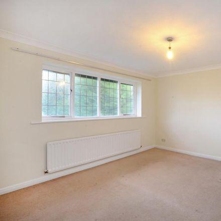 Rent this 4 bed house on Merrywood Park in Surrey Heath GU15 1JR, United Kingdom