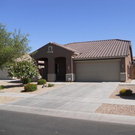 Rent this 3 bed house on 11277 West Buchanan Street in Avondale, AZ 85323