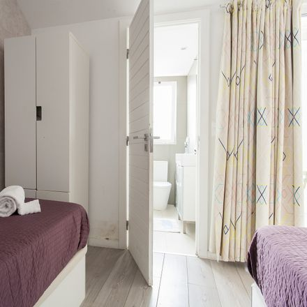 Rent this 1 bed apartment on Largo dos Trigueiros 11 in 1100-611 Lisbon, Portugal