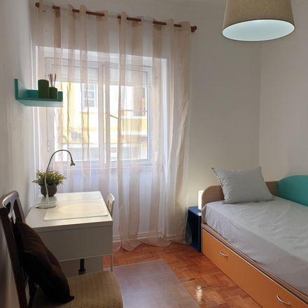 Rent this 3 bed room on Rua Bento de Jesus Caraça in 1885-035 Moscavide e Portela, Portugal