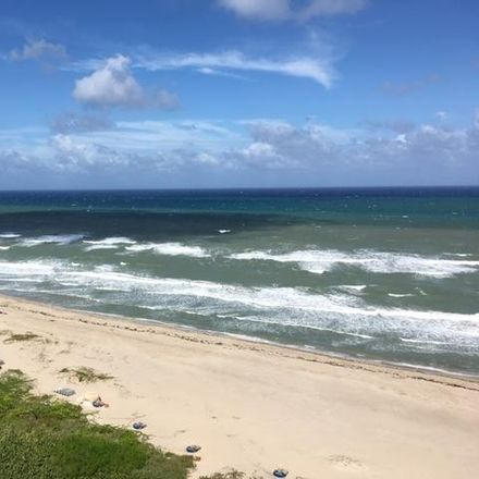 Rent this 2 bed condo on North Ocean Drive in Riviera Beach, FL 33404